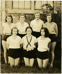 Fairhaven High School girls' basketball team