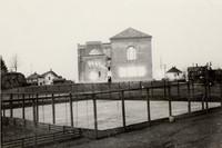 1931 Library: East Facade