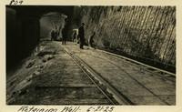 Lower Baker River dam construction 1925-06-21 Retaining Wall