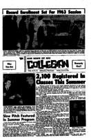Collegian - 1963 June 28