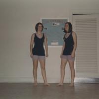 Blue Barnacles Swim Club, Two Members of the Blue Barnacles Swim Club