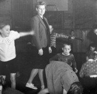 1947 Physical Education Activities With Ruth Weythman