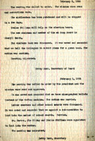 AS Board Minutes 1944-02