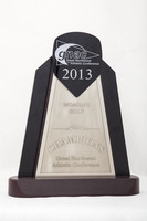 Golf (Women's) Plaque: GNAC Champions, 2013
