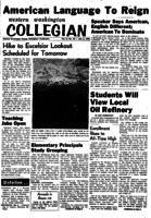 Western Washington Collegian - 1959 July 3