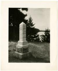 Monument - English Camp, San Juan Island