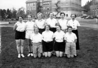 1936 Volleyball Team
