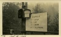 Lower Baker River dam construction 1924-09-18 (signal sign)