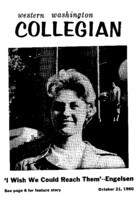 Western Washington Collegian - 1960 October 21