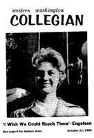 Western Washington Collegian - 1960 October 21