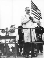 President Lyndon B. Johnson
