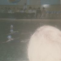 "Blue Barnacles Swim Club, ""Silvery Waters"""
