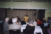 2007 Reunion--WWU President Karen Morse Speaks at Reception