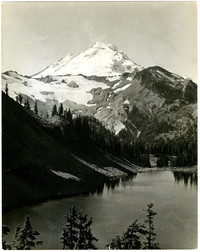 View of Mt. Baker