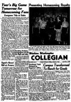 Western Washington Collegian - 1950 November 3