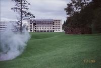 1996 Environmental Studies Building and Steam Sculpture