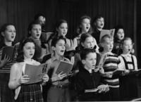 1943 Choir Time