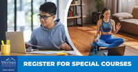 AYSS/HHD special courses FB ad