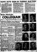 Western Washington Collegian - 1948 November 19