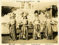 Bellingham Tulip Festival, 1928