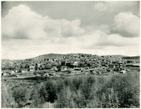 View of the rolling hills of Fairhaven at the turn of the 20th century