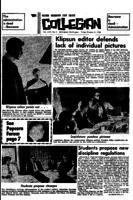 Collegian - 1966 October 21