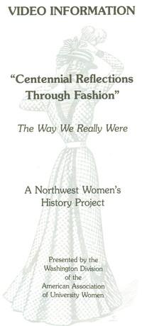 Centennial Reflections Through Fashion