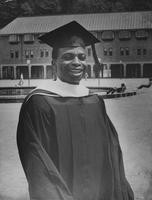 1972 Commencement: James Inyang
