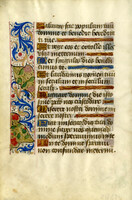 French Book of Hours circa 1450 [item 20770]