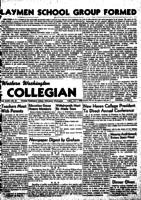 Western Washington Collegian - 1949 July 1