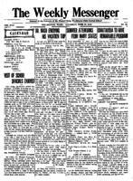 Weekly Messenger - 1918 June 29