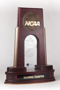 Basketball (Men's) Trophy: NCAA Division 2 Regional Champion, 2013