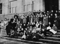 1900 Training School Second Year