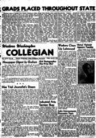 Western Washington Collegian - 1949 July 29