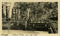 Lower Baker River dam construction 1925-02-18 Run #19 - Boxes