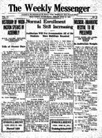 Weekly Messenger - 1921 June 24