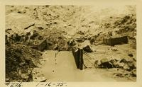 Lower Baker River dam construction 1925-01-16