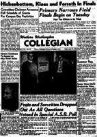 Western Washington Collegian - 1950 April 28