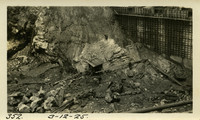 Lower Baker River dam construction 1925-03-12