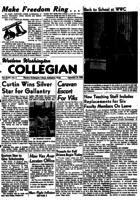 Western Washington Collegian - 1950 September 29