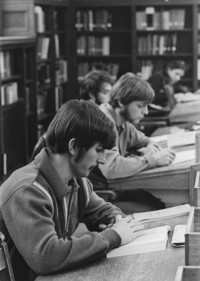 1971 Library: Reserve Room