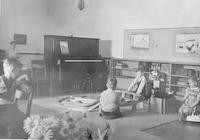 1943 Kindergarten Classroom Activities