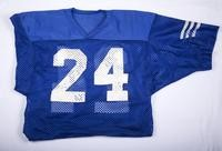 Footbal Jersey: Pat Locker, jersey #24, 1980