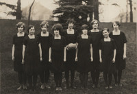 1927 Freshman Volleyball