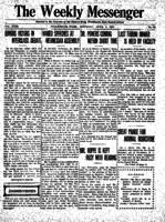 Weekly Messenger - 1919 April 5