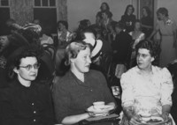 1948 Edens Hall: Christmas Tea