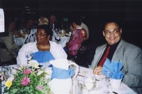 2007 Reunion--Violet Malone and Lonnie Perrin at the Banquet