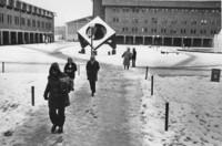 1971 Bond Hall: Snowstorm