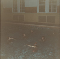 """Blue Barnacles Swim Club, """"Gay 90's"""""""