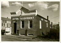 Akers Taxidermy (also known as T.G. Richards Building), Bellingham, Washington
